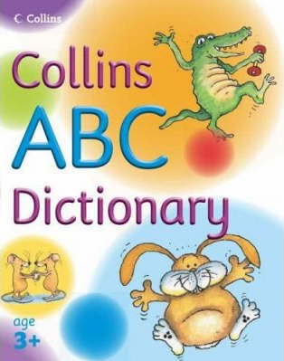 Collins ABC Dictionary 3+