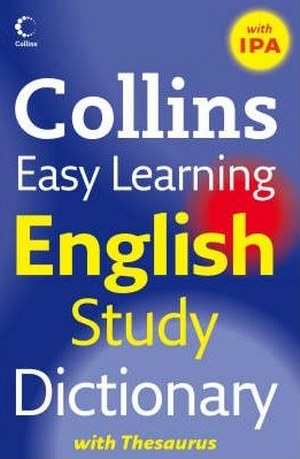 Collins Easy Learning Study Dictionary