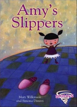 Spirals : Amy's Slippers