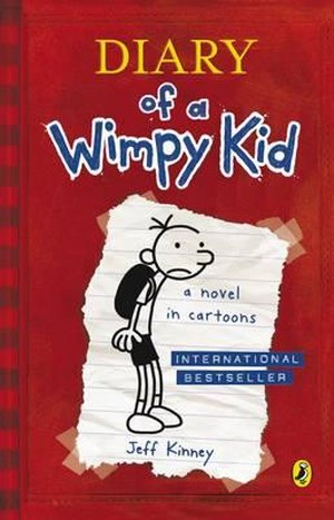 Diary of a Wimpy Kid Series: Book 1