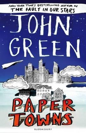 Paper Towns Reissue